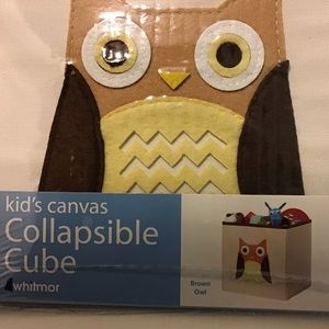 Kid's Collapsible Cube NWT
